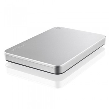 HD externo Toshiba 1TB Canvio Premium HDTW110XCMAA Prata