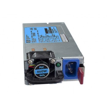 HPE iss Fonte Redundante de 460W Hot-Plug Gold - 503296-B21