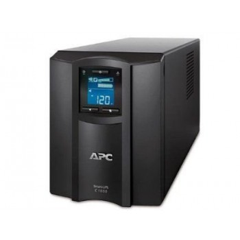 No Break APC Smart-UPS 1000va Mono220 - SMC1000I-BR