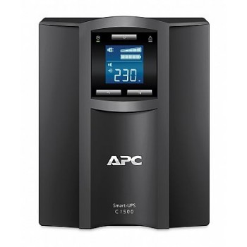 No Break APC Smart-UPS 1500va LCD Mono220 - SMC1500I-BR