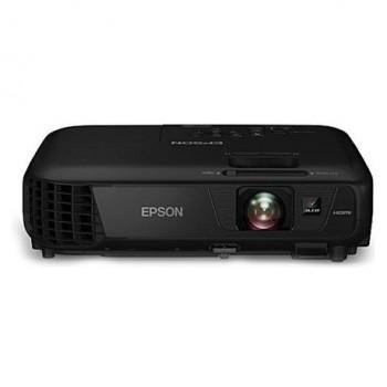 Projetor Epson S31+ 3200Ansi L. SVGA VGA HDMI -V11H719024