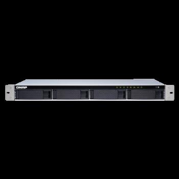 TS-431XeU Qnap - Storage gigabit rackmount compacto até 48TB
