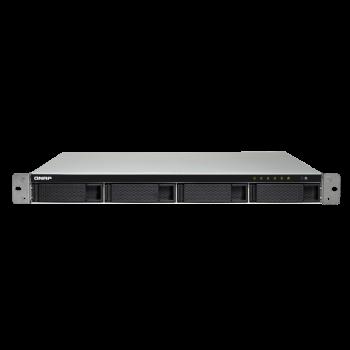 TS-453BU-RP Qnap - NAS 4 bay rackmount p/ discos SATA até 48TB