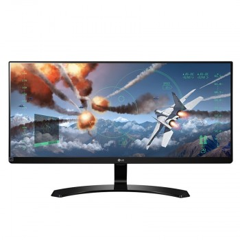 "Monitor LG 29"" FHD IPS 29UM68 UltraWide HDMI DispPort 2x5W"