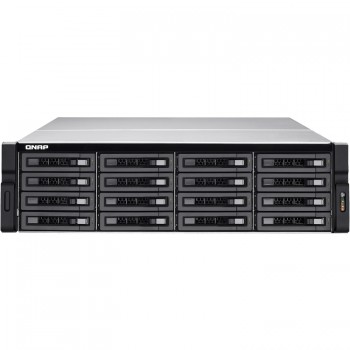 "QNAP STORAGE NAS TS-EC1680U-i3-8GE-R2 RACK 19"" + 10G"