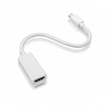 Adaptador Mini DisplayPort p/ HDMI Elgin 46RAMDPHDMI0