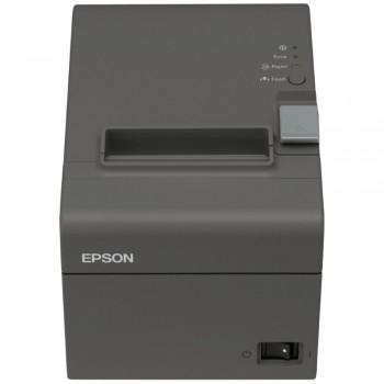 EPSON IMP DE CUPOM TM-T20 ETHERNET CINZA ESCURO