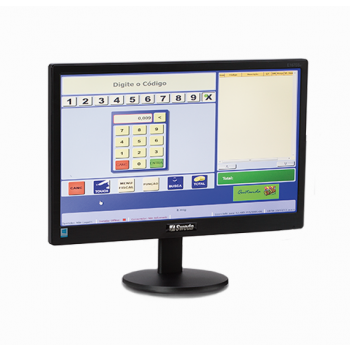 "Monitor Sweda Led 18,5"" Widscreen"