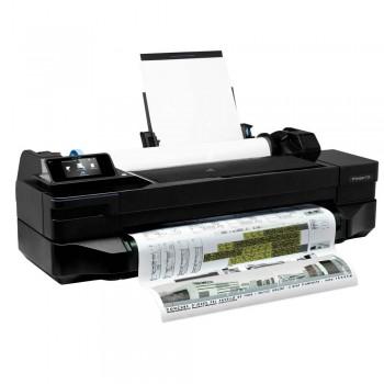 """Impressora Plotter HP Designjet T120 24"""" CQ891A#B1K"""