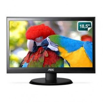 "Monitor AOC LED 18.5"""