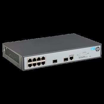 Switch HPE 1920-8G JG920A 8p Giga + 2p SFP