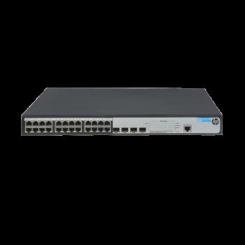 Switch HPE 1920-24G-PoE+ 180W JG925A 24p Giga + 4p SFP