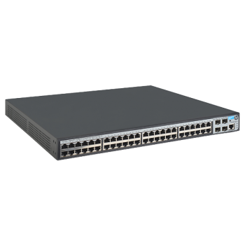 Switch HPE 1920-48G-PoE+ 370W JG928A 48p Giga + 4p SFP