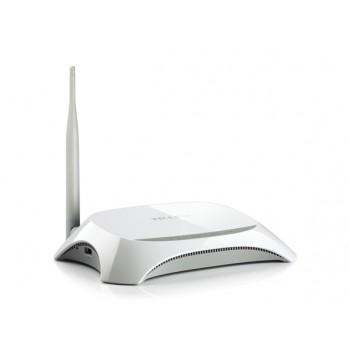 Roteador TP-LINK 150Mbps 3G/4G Porta USB 1ANT TL-MR3220