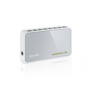 Switch TP-LINK Mesa 8 Portas 10/100Mbps TL-SF1008D