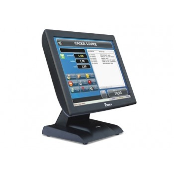 "TANCA PDV TOUCH SCREEN 15"" - TPT-640"