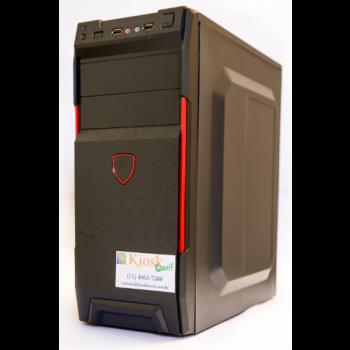 MICRO KIOSK BRASIL STUDENT VIA DUAL CORE PC 3500/HD 500GB/2GB/GABI