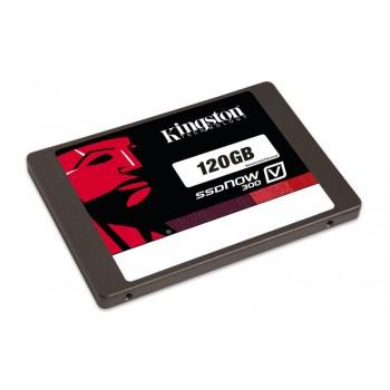 "SSD Kingston SV300S37A/120G 2,5"" SATA 3 Sem Kit"