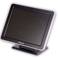 "Sweda SMT-200 - Monitor Touch LED,15"" com Display Cliente"