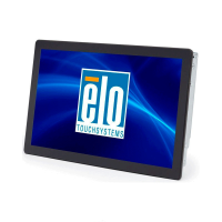 """ELO MONITOR TOUCH OPEN FRAME 1940L 18 5"""" WIDE"""