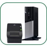 Kit Bematech Computador RC-8400 + Impressora Térmica MP-100S TH