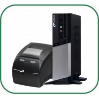 Kit Bematech Computador RC-8400 4GB 2 SERIAIS + Impressora Fiscal MP4000 TH FI SM