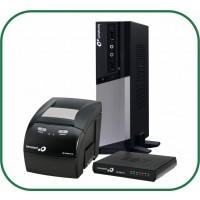 Kit Bematech Computador RC-8400 4GB 2 SERIAIS + SAT RB-2000 + Impressora térmica MP-4200 TH USB