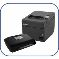 Kit SAT Fiscal Gertec + Impressora não fiscal Epson TM-T20