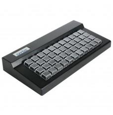 Teclado Gertec Tec-E 44 PS2 - preto