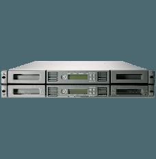 Autoloader HPE SD 1/8 G2 LTO-5 SAS - BL536B