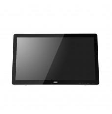 Monitor AOC 21.5'' Wide Touch E2272PWUT/BS HDMI USB VESA
