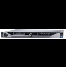SERVIDOR DELL R230 XEON E3-1220V6 8GB 2X2TB DVDRM PERC H330 1YR Intel Xeon E3-1220 v6 3.0GHz, 8M cache, 4C/4T, turbo (72W)