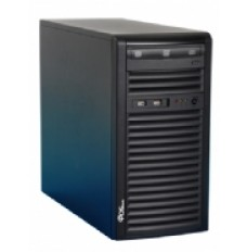 SATURNO 1 - POS611-3315 - Intel Xeon E3-1220 QUAD CORE 3.1GHz / 8GB c/ ECC / 1TB / DVD