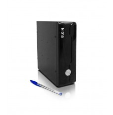 Desktop ELGIN Newera E3 Nano J1800 4GB SSD120GB 2SER. 6USB