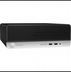 Desktop HPCM 400 G4 SFF i3-7100 4GB 500GB W10H - 2DV34LA#AC4