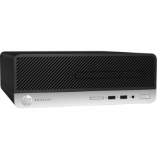 Desktop HPCM 400 G4 SFF i3-7100 4GB 500GB W10P 2DW14LA#AC4