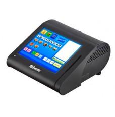 """Sweda SPT1000LCD de 10.4"""" com Touch Screen resolução 1024x768, Intel AtomDual Core D525 1.8Ghz, Memoria 2Gb DDR3 ou superior , HD 320Gb2,5"""" Padrão SATA, 3 Portas Seriais, 5 Portas USB 2.0, DisplayCliente 20 colunas X 2 Linhas, Leitor de Cartão Magnético."""
