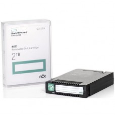 Disco Removível de Backup HPE SD RDX 2TB - Q2046A