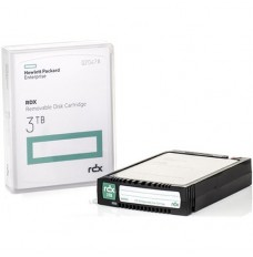 Disco Removível de Backup HPE SD RDX 3TB - Q2047A