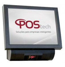 "PDV Touch Screen 15"" RESISTIVO"