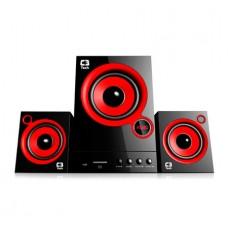 Caixa de som 2.1 SP-105UM BK USB/SD/FM BIV C3T