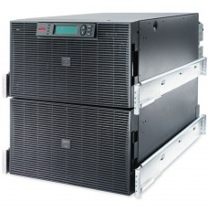 Nobreak APC Smart UPS On line Senoidal dupla conversão 230v Monofásico F+N+T ou 380v Trifásico 3F+N+T 15000va/12000w Torre/Rack 12U Expansão de bateria