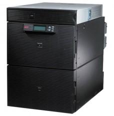 Nobreak APC Smart UPS On line Senoidal dupla conversão 208v/240v Bifásico 2F+N+T ou Monofásico F+N+T 15000va/12000w Torre/Rack 12U Expansão de bateria