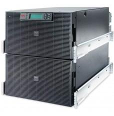 Nobreak APC Smart UPS On line Senoidal dupla conversão 230v Monofásico F+N+T ou 380v Trifásico 3F+N+T 20000va/16000w Torre/Rack12U Expansão de bateria