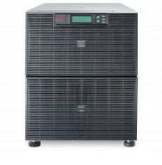 Nobreak APC Smart UPS On line Senoidal dupla conversão 208v/240v Bifásico 2F+N+T ou Monofásico F+N+T 20000va/16000w Torre/Rack12U Expansão de bateria