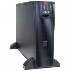 Nobreak APC Smart UPS On line Senoidal dupla conversão 208v/240v Bifásico 2F+N+T ou F+N+T Monofásico 6000va/4200w Torre Expansão de bateria