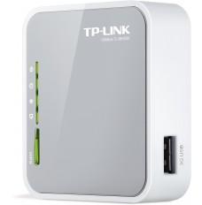 Roteador TP-LINK 150Mbps 3G/4G portatil Porta USB TL-MR3020