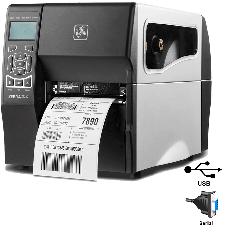 Impressora de etiquetas Zebra ZT230 TT 203 DPI PARALELA