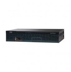 Roteador Modular 3 Portas WAN Gigabit - Cisco