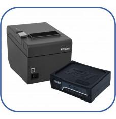Kit SAT Fiscal Dimep + Impressora não fiscal Epson TM-T20